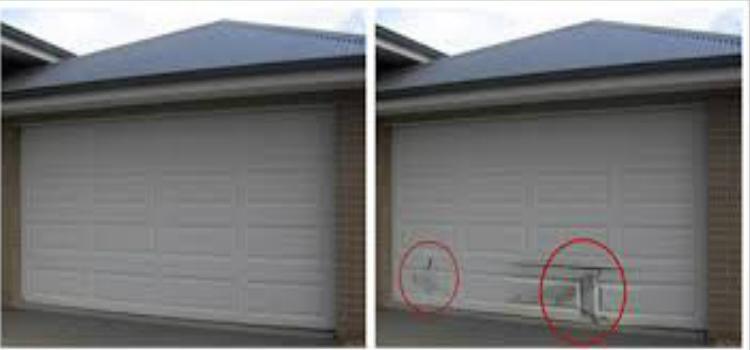 A Plus Garage Doors Repair Garage Door Panel Repair or Replace